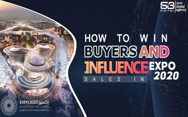 How to Win Buyers and Influence Sales in Expo 2020